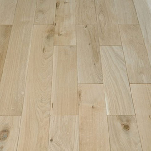 Engineered Unfinished Oak