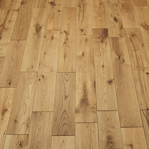 Engineered Oiled Oak
