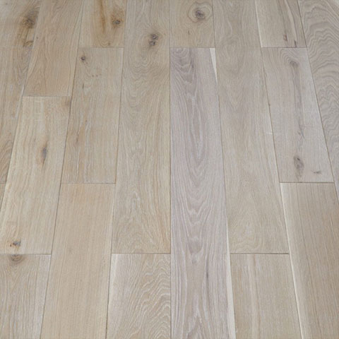 Engineered White Oiled Oak